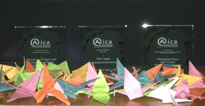 Premio AICA 2011 ospite della serata conclusiva di Cinemambiente