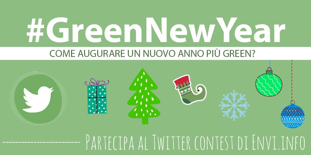 #GreenNewYear