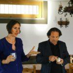 Lucia Cuffaro e Silvio Varetto
