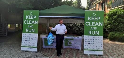 Luca Mercalli a #pulisciecorri