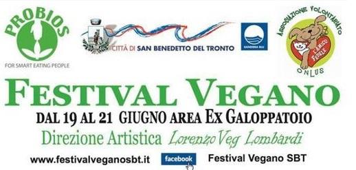 festival vegano san benedetto del tronto