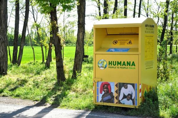 contenitore humana