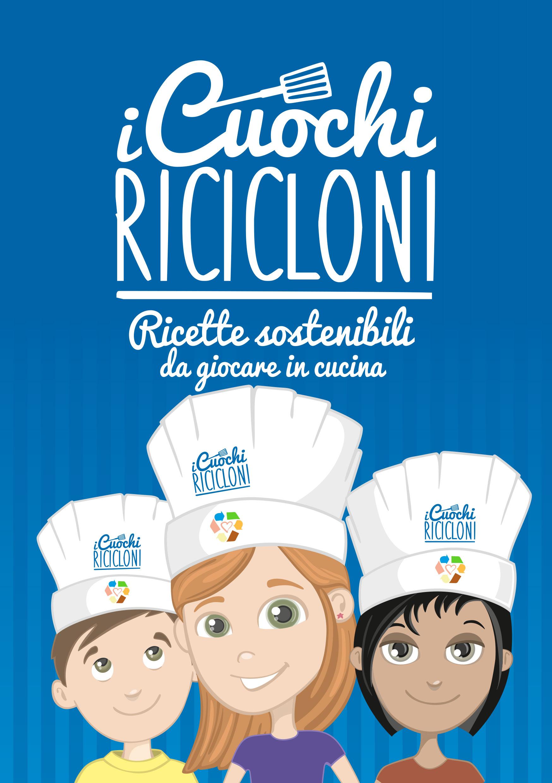 I cuochi ricicloni ricette sostenibili da giocare in for In cucina ricette