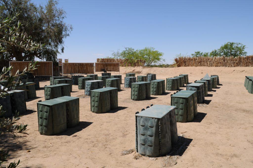 compostiere degache tunisia oasi