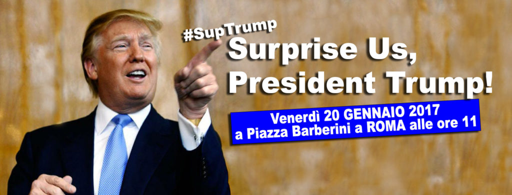 surprise trump