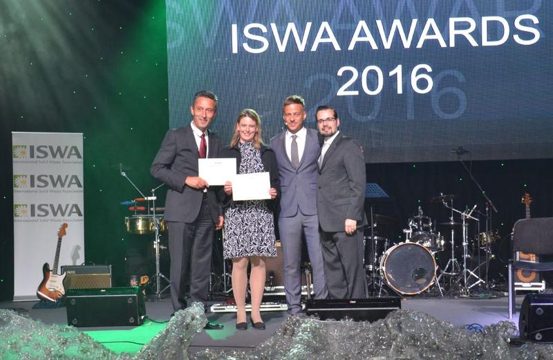 iswa award