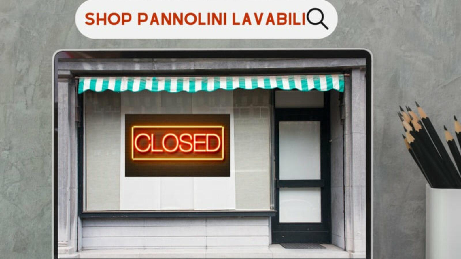 #pagenotfound, salvate i piccoli negozi di pannolini lavabili!
