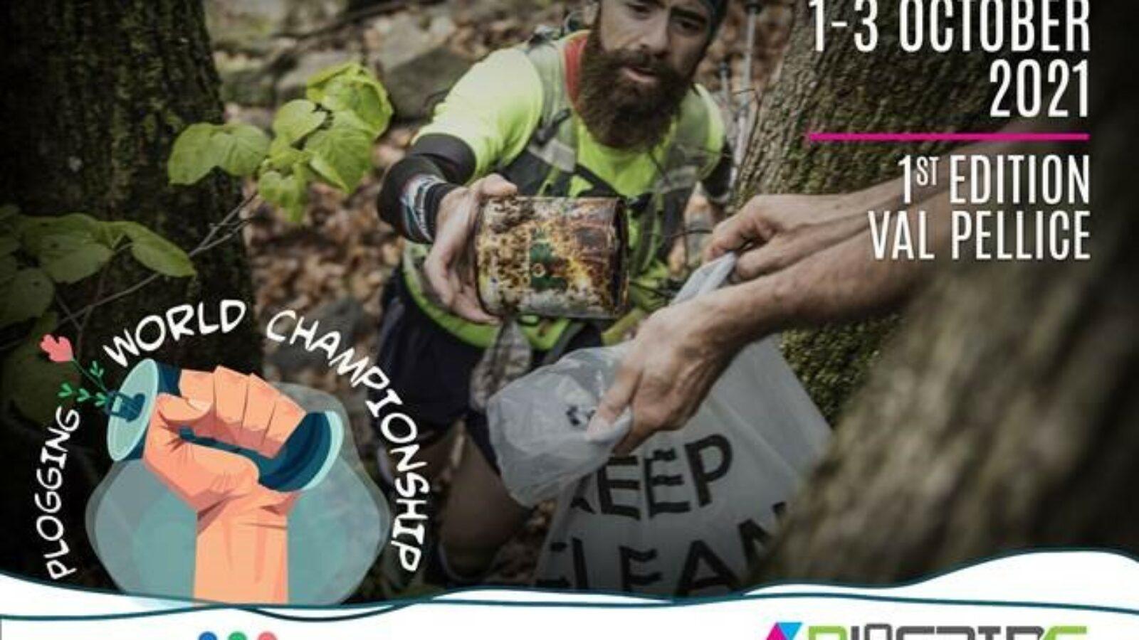 Corri anche tu per la qualificazione al Campionato Mondiale di Plogging!