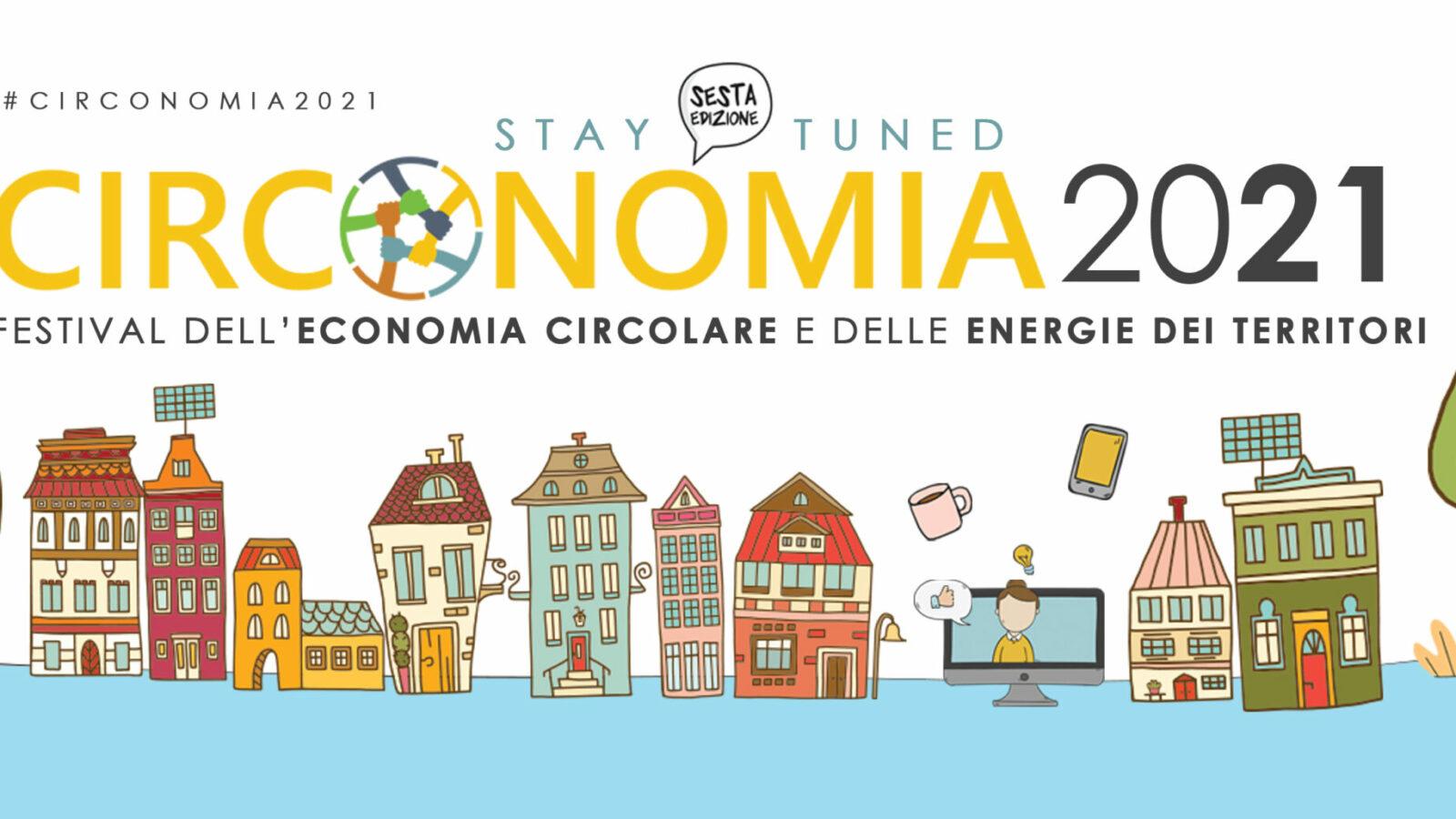 Circonomìa 2021: ad Alba, il festival dell'economia circolare