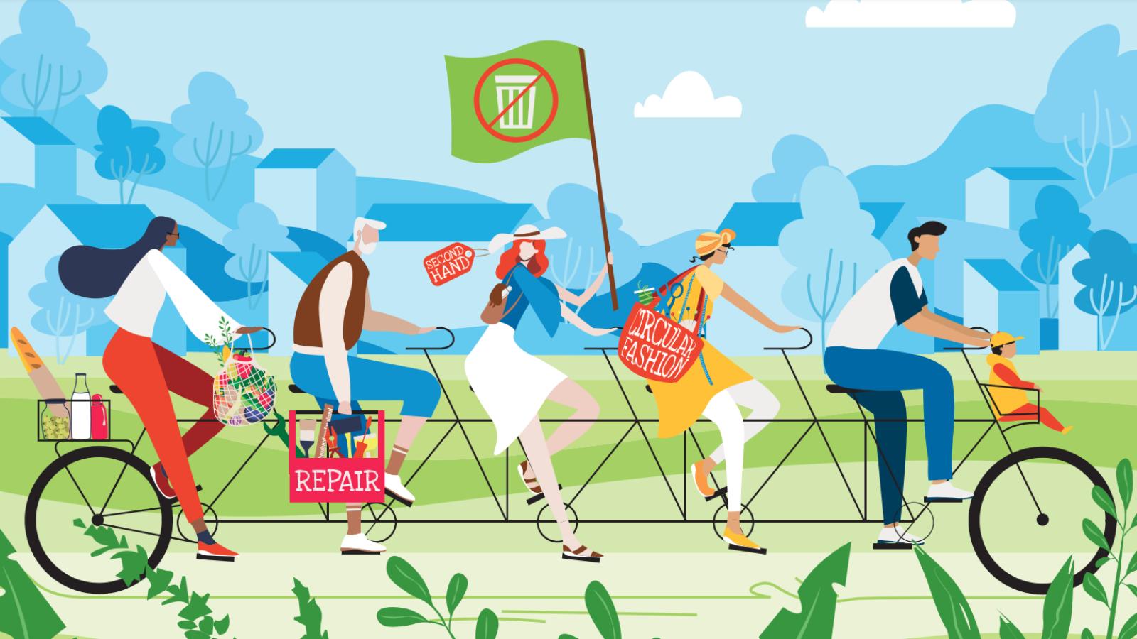 COMUNITÀ CIRCOLARI: la SERR ospite al Festival dello Sviluppo Sostenibile